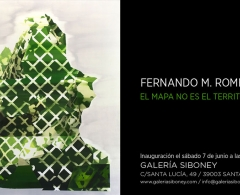 Fernando M. Romero - El mapa no es el territorio