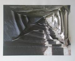 JMM0056 - Juan Martínez Moro. Muellear # 10. Impresión en papel montada/aluminio. 29 x 38 x 4. 2010