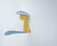 Teresa Moro - TM0061 - Atracciones 1.Gouache sobre papel.27 x 35.2012